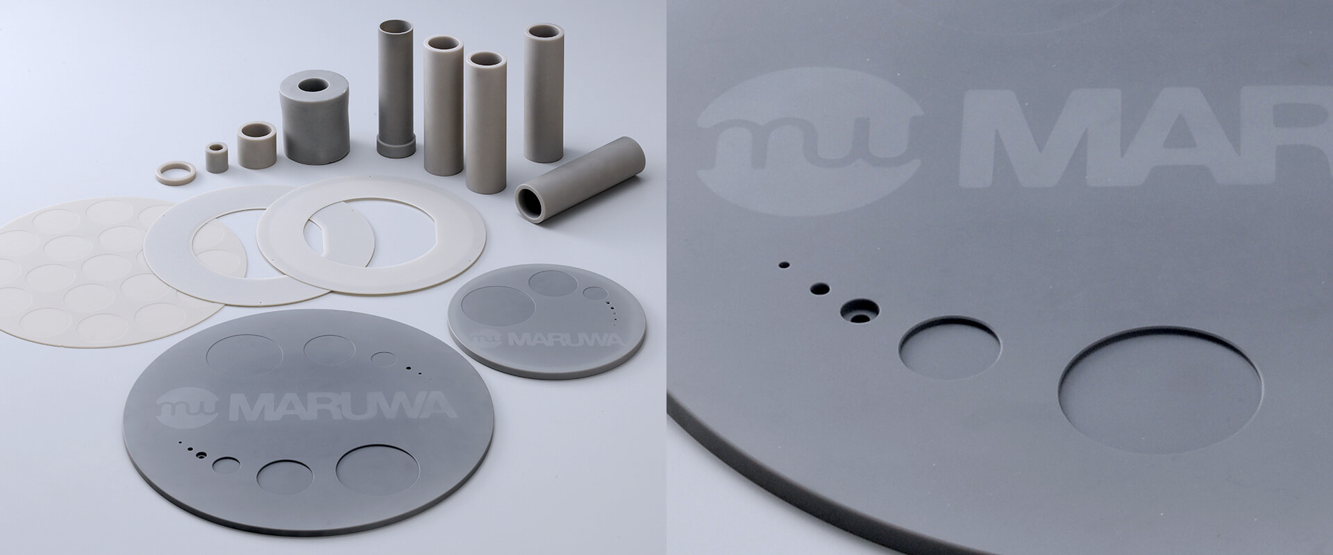 Aluminum Nitride (AlN) Parts for Semiconductor Manufacturing